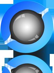 index button - logo