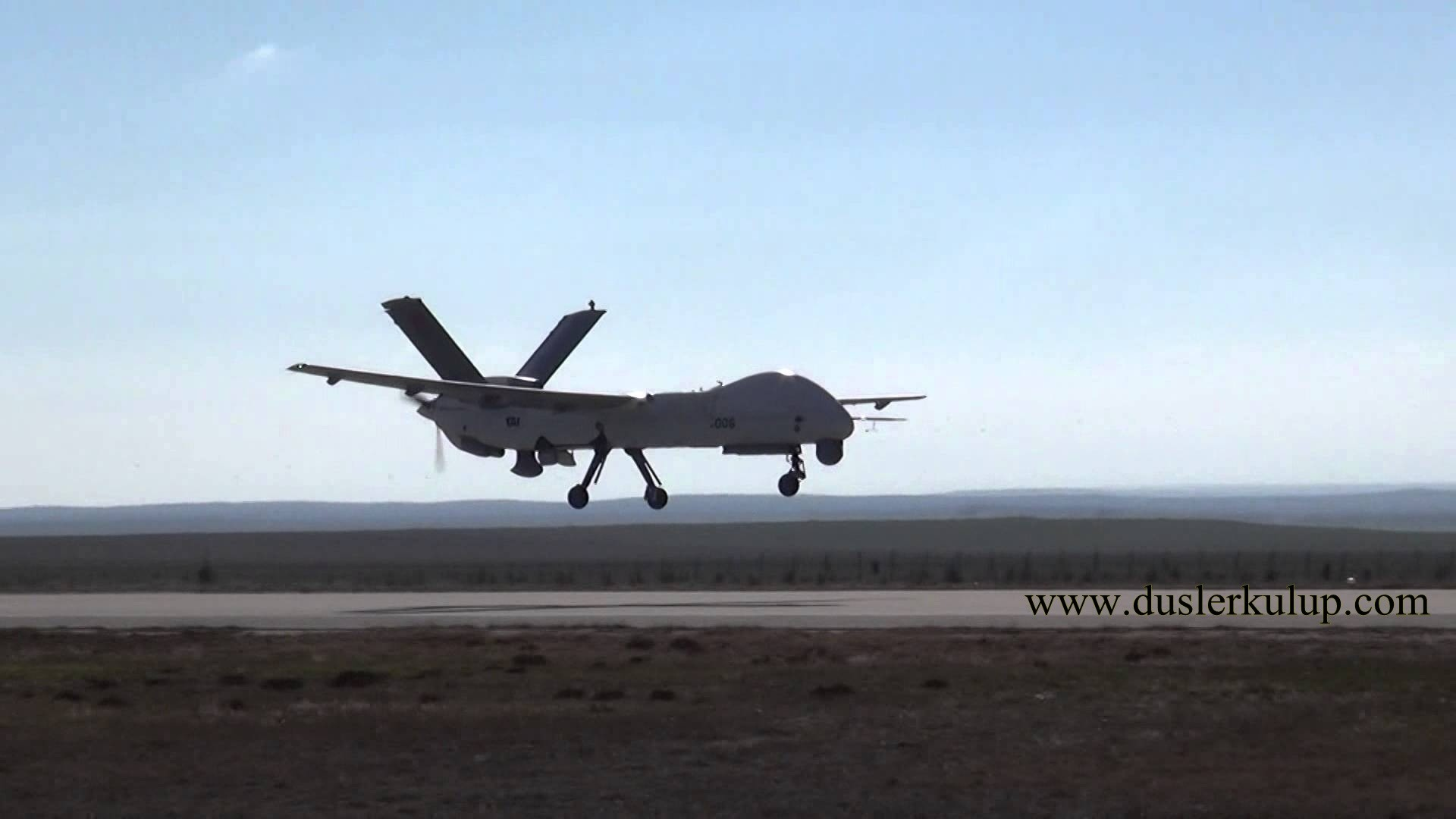 Yerli Yapım Akıncı Silahlı İnsansız Hava Aracı Hakkında Bilgi