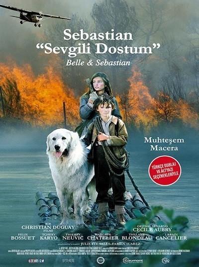 Sebastian: Sevgili Dostum 2015 DVDRip x264 Türkçe Dublaj – Film indir