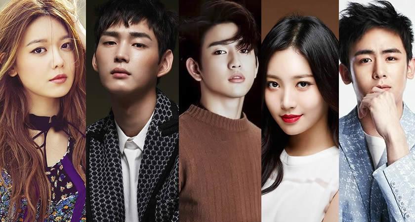 JTBC, 3 Web Dizisi Daha Yayımlayacak + Ana Kadroları
