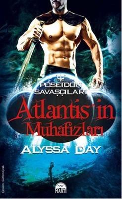 Alyssa Day Atlantis'in Muhafızları Pdf