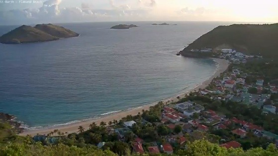 St Barth Flamand Beach