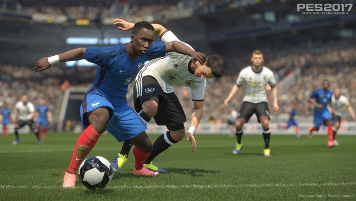 Pro Evolution Soccer - Pes 2017