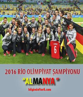 Almanya Rio
