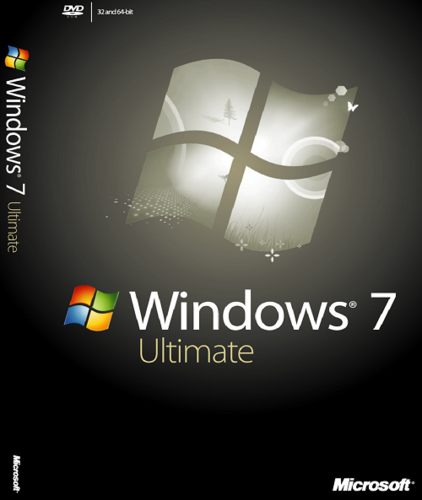 Windows 7 Ultimate SP1 August 2016