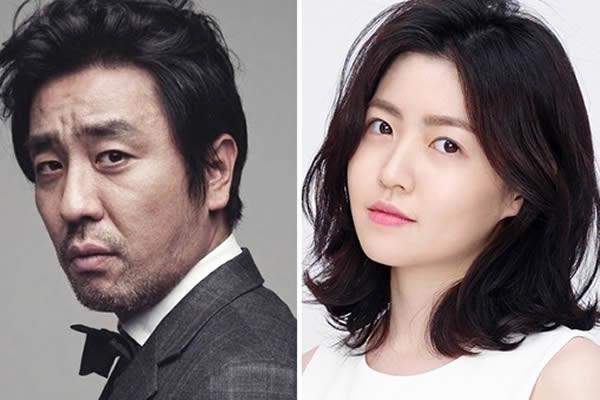 Ryoo Seung-Ryong ve Shim Eun-Kyung Yeni Bir Filmde Baba Kızı Canlandıracak