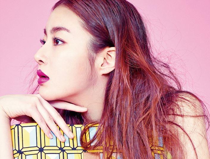 Kang Sora Vogue İçin Esrarengiz Bir Güzele Dönüştü /// 29 Nisan 2015