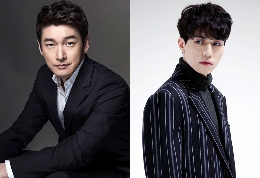 Lee Dong Wook ve Cho Seung Woo Sevenler Buraya! /// 08 Ocak 2017