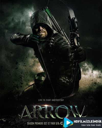 Arrow 6.Sezon 12.Bölüm Türkçe Altyazı İzle İndir Full HD (01.02.2018)