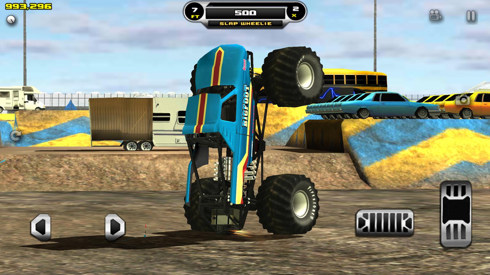 Monster Truck Destruction™ Apk