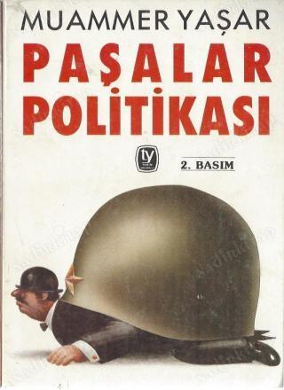 Muammer Yaşar Paşalar Politikası Pdf E-kitap indir
