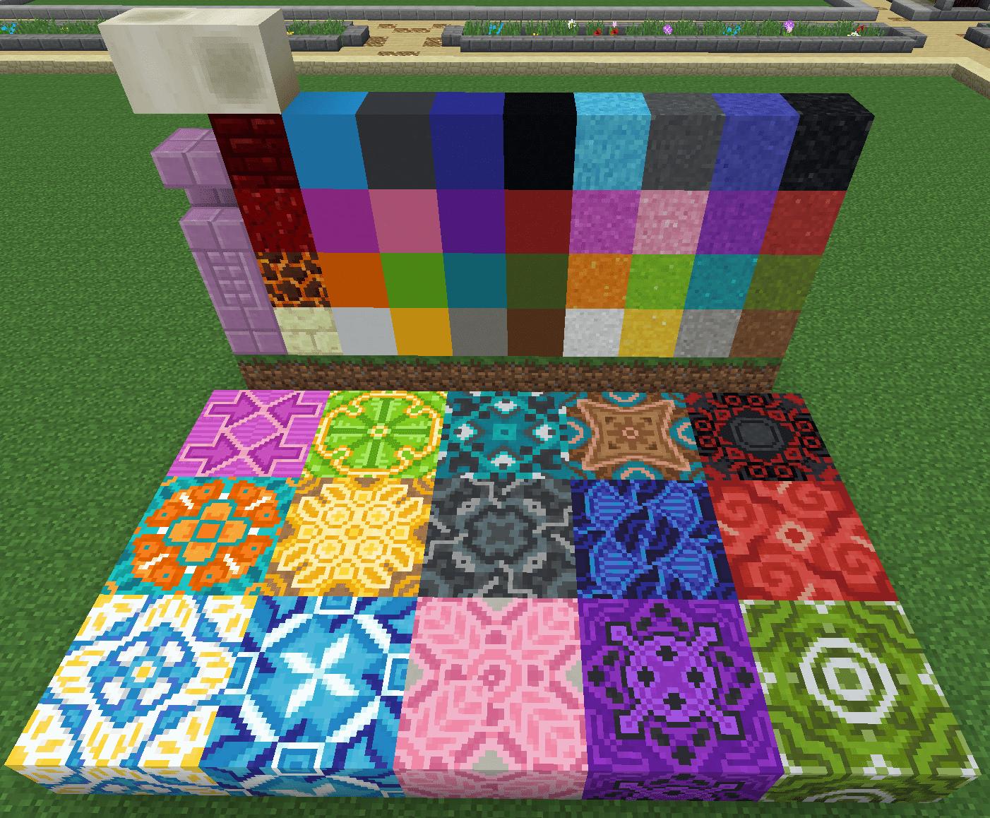 Yeni Bloklar!
