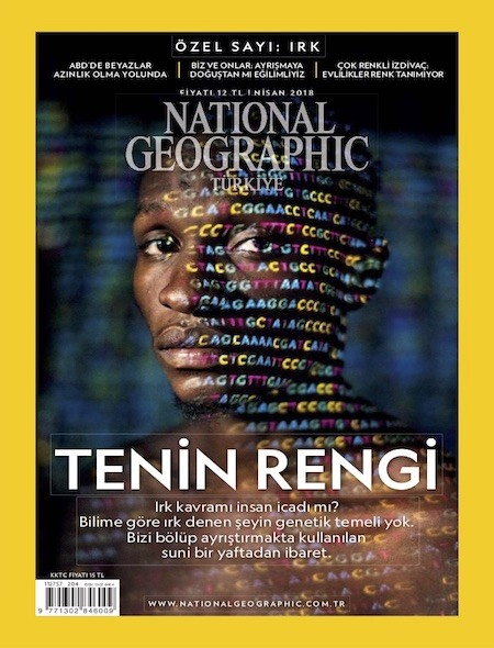 National Geographic Nisan 2018