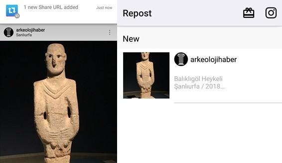 Instagram repost nasıl yapılır