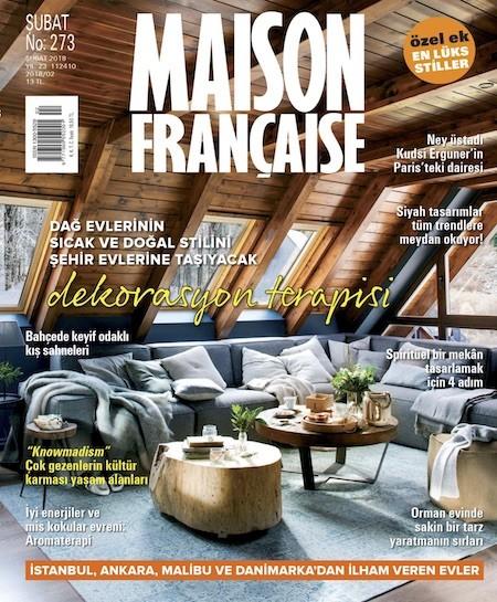 Maison Française Şubat 2018