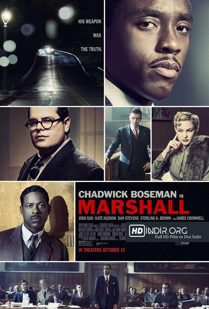 Marshall indir (2017) Türkçe Dublaj m1080p indir