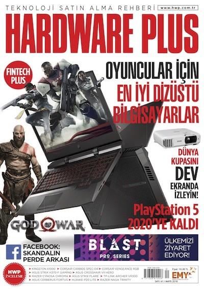 Hardware Plus Mayıs 2018
