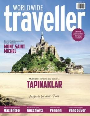 Worldwide Traveller Dergisi Mart 2016