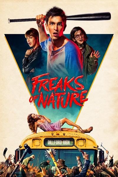 Ucubeler Uzaylılara Karşı - Freaks of Nature 2015 (Türkçe Dublaj) BRRip XviD