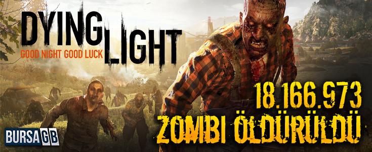 Dying Light'ta Müthiş Zombi Katliamı