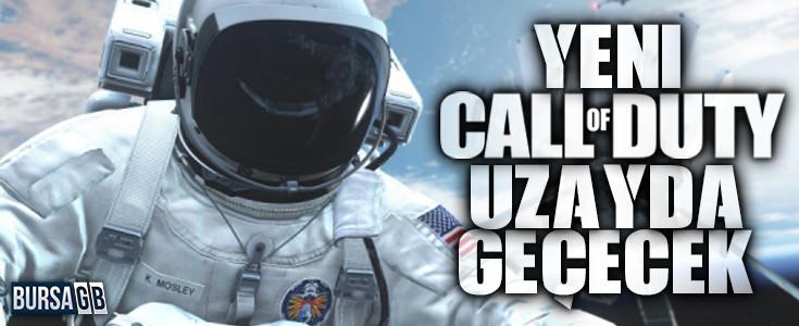Yeni Call of Duty Uzayda Geçecek