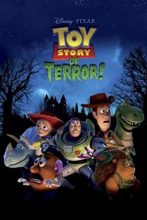 Toy Story of Terror! (2013) - kısa animasyon film indir