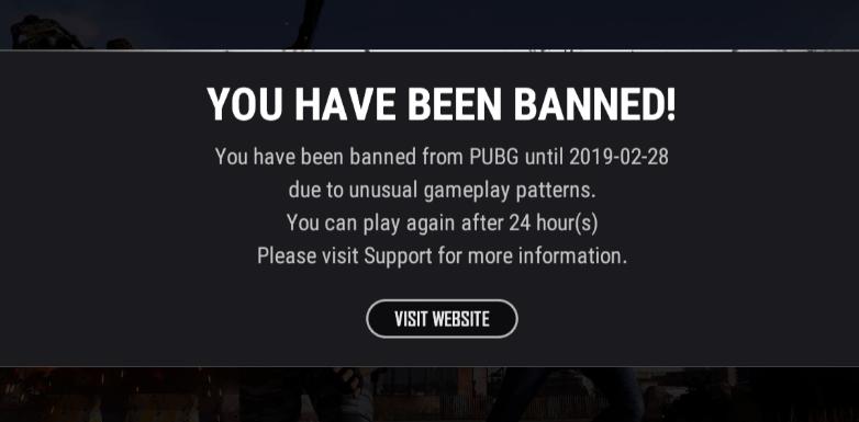 PUBG Lite Yasaklanma Çözümü