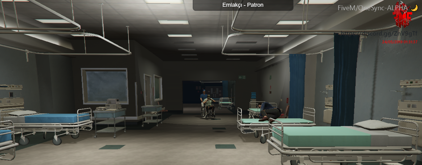 Fivem Hospital Interior