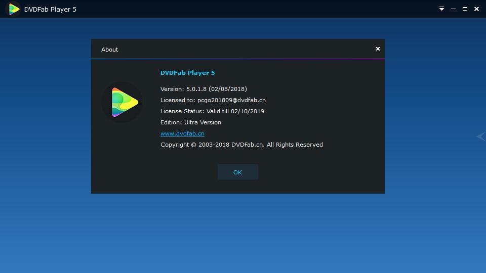 DVDFab Player Ultra 5.0.3.2 | Full