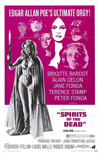 Şeytanın Kurbanları - Histoires extraordinaires(1968) DVDRİP – TÜRKÇE DUBLAJ indir