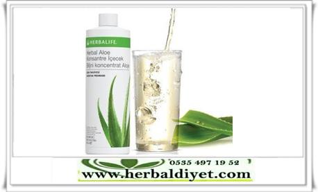 herbalife aloeveralı içecek-herbalife icecek aloevera
