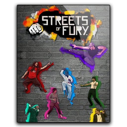 Streets of Fury EX-TiNYiSO