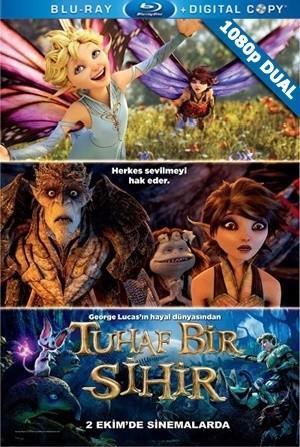 Tuhaf Sihir – Strange Magic 2015 WEB-DL 1080p x264 DuaL TR- EN – Tek Link