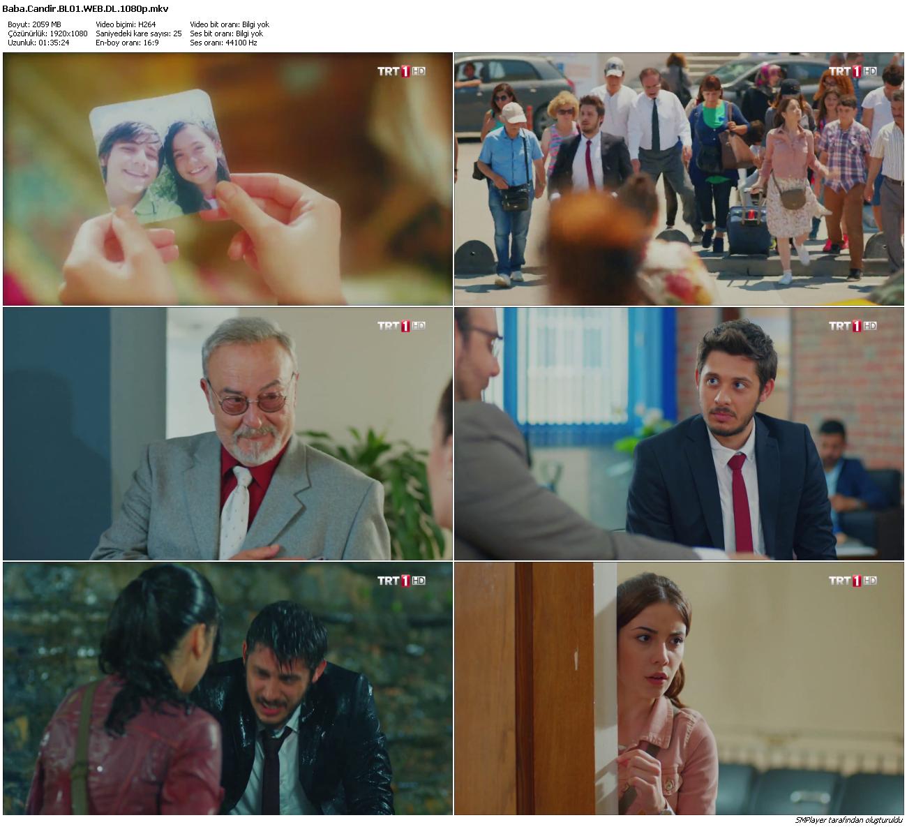 Baba Candır 66.Bölüm Final (HD - x264 - 1080p) Tüm Bölümler - VKRG