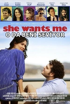 O Da Beni Seviyor – She Wants Me 2012 HDRip XviD Türkçe Dublaj – Tek Link