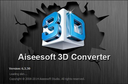Aiseesoft 3D Converter 6.3.90 - Portable