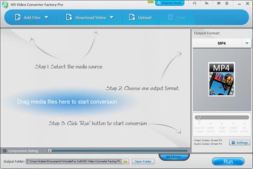 WonderFox HD Video Converter Factory Pro 9.6
