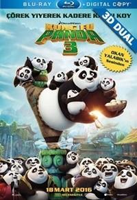 Kung Fu Panda 3 3D 2016 3D H-SBS 1080p BluRay  DUAL TR-EN – Tek Link