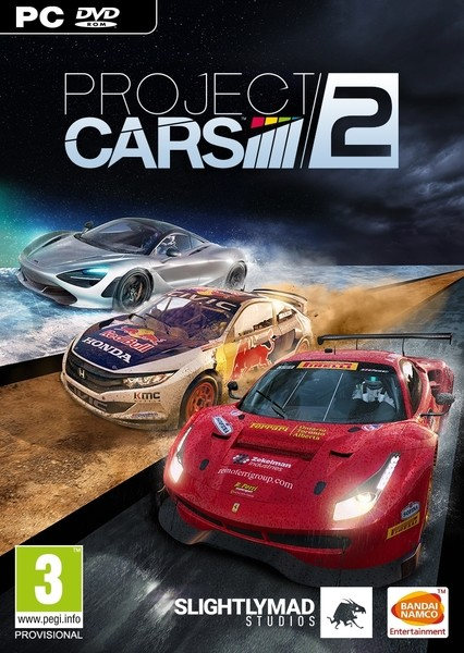 Project CARS 2 – CODEX