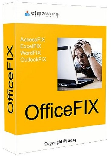 Cimaware OfficeFIX Professional 6.122 Multilingual Full İndir