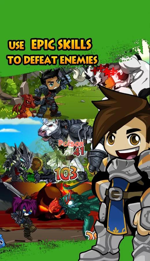 Battle Gems (AdventureQuest) Apk