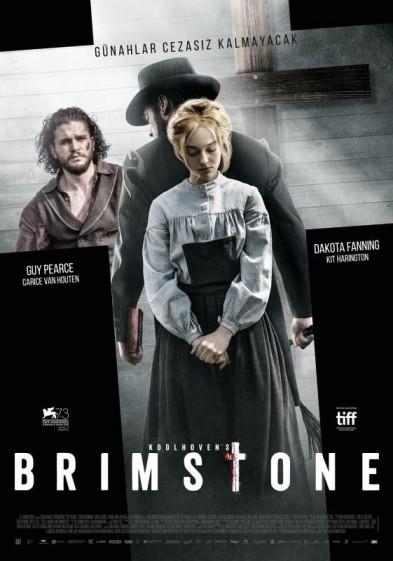 Cehennem - Brimstone Filmi İndir