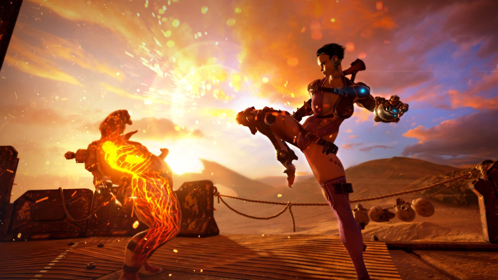 Raiders of the Broken Planet Wardog Fury - PLAZA