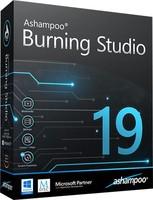 Ashampoo Burning Studio 19.0.0.24 Beta Multilingual Portable Full İndir