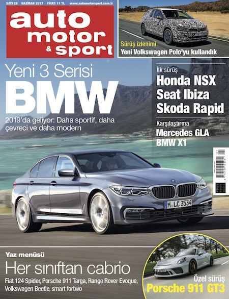 Auto Motor & Sport Haziran 2017