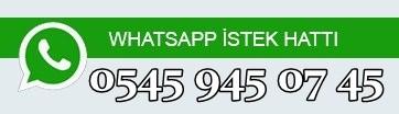 Whatsapp Istek Hatti