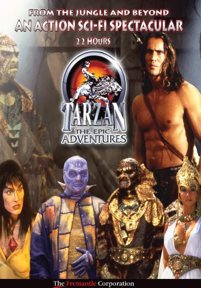 Tarzan: Destansı Maceralar - The Epic Adventures (1996) Nostaljik Yabancı Dizi Tüm Bölümler türkçe dublaj
