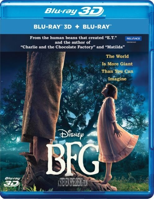 İyi Kalpli Koca Adam - The BFG (The Big Friendly Giant) 2016 3D HALF-SBS BLURAY 1080p DUAL TR-ENG Türkçe Dublaj  Tek Link Film indir