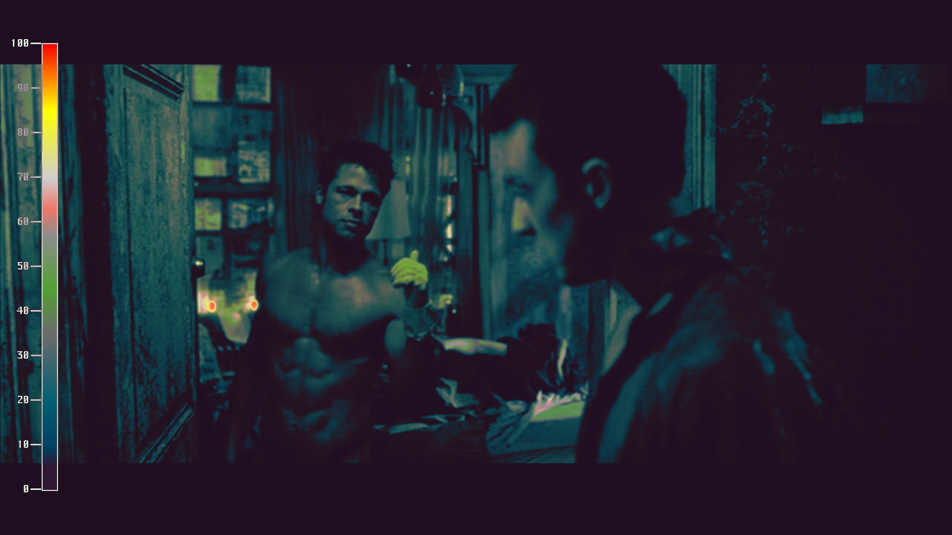 pointing issues in society in the fight club by david fincher