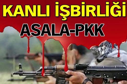 ASALA-nın davamçısı - PKK
